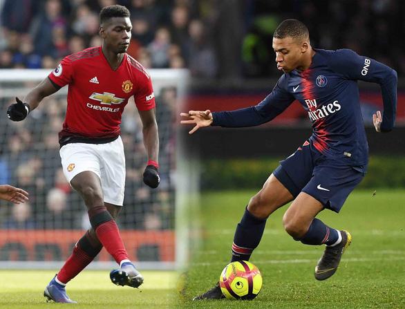 Manchester United vs PSG: Nội chiến nước Pháp - Ảnh 1.