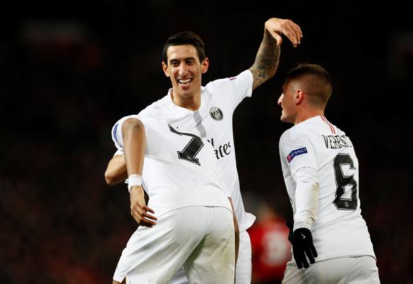 Bùng nổ trong hiệp hai, PSG đá bại M.U ngay tại Old Trafford - Ảnh 1.