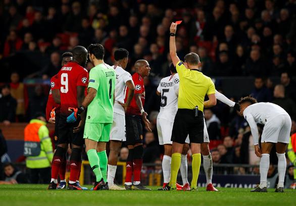 Bùng nổ trong hiệp hai, PSG đá bại M.U ngay tại Old Trafford - Ảnh 3.