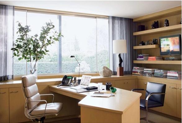 5 cách kích hoạt năng lượng tốt cho phòng làm việc đầu năm mới - Ảnh 3.