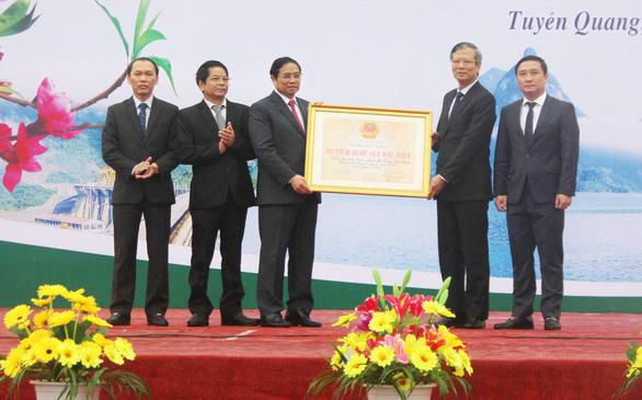 Khu bảo tồn Na Hang - Lâm Bình trở thành di tích quốc gia đặc biệt - Ảnh 1.