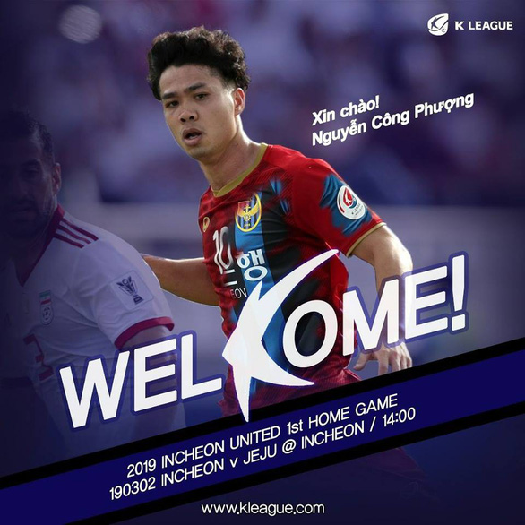 Trang chủ K-League viết: Xin chào! Nguyễn Công Phượng - Ảnh 1.