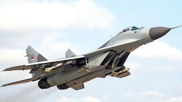 Ấn Độ mua 21 chiến đấu cơ MiG-29 của Nga - Ảnh 1.