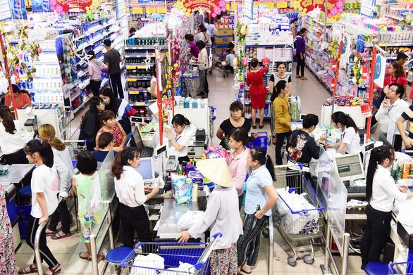 Bán lẻ Việt Nam tăng cạnh tranh trong kỷ nguyên số - Ảnh 1.