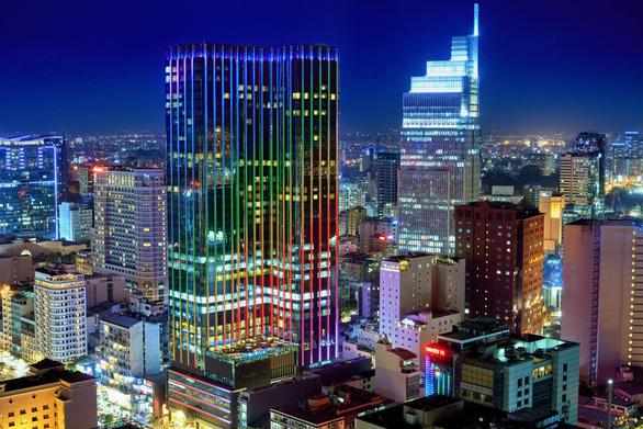 Trải nghiệm vương giả top 100 khách sạn thế giới tại Sài Gòn - Ảnh 1.