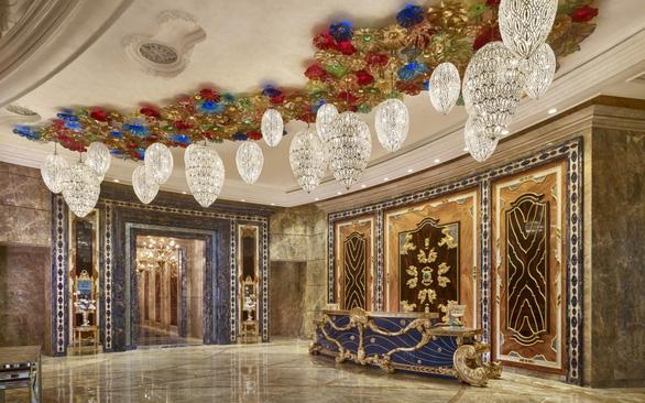 Trải nghiệm vương giả top 100 khách sạn thế giới tại Sài Gòn - Ảnh 2.