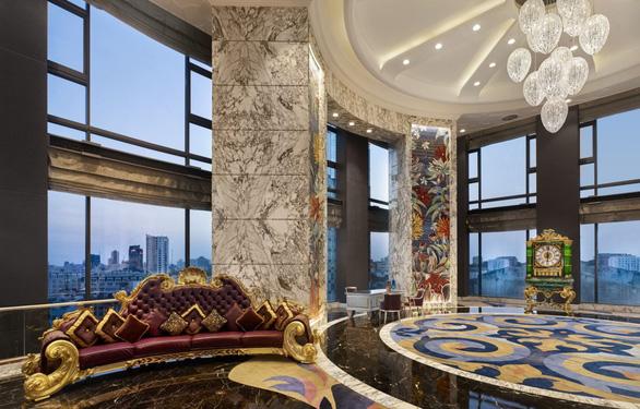 Trải nghiệm vương giả top 100 khách sạn thế giới tại Sài Gòn - Ảnh 3.