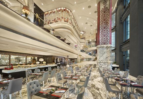 Trải nghiệm vương giả top 100 khách sạn thế giới tại Sài Gòn - Ảnh 5.