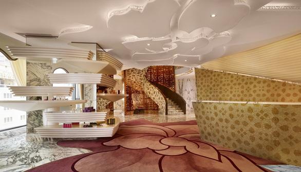 Trải nghiệm vương giả top 100 khách sạn thế giới tại Sài Gòn - Ảnh 6.