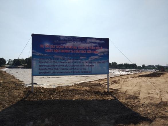 Cần 10 năm để xử lý chất độc dioxin ở sân bay Biên Hòa - Ảnh 4.