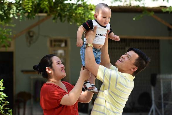 Hạnh phúc không dừng lại từ nỗi đau tuyệt vọng vô sinh - Ảnh 1.