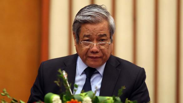 GS.TSKH Vũ Minh Giang (Đại học Quốc gia Hà Nội)
