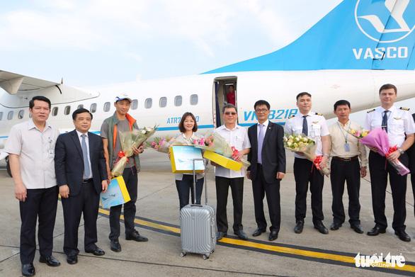 Mở lại đường bay Vinh - Đà Nẵng 7 chuyến/tuần - Ảnh 1.