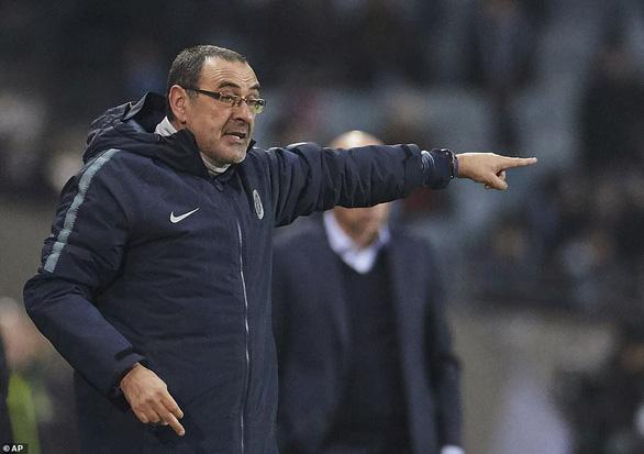 Thắng Malmo, Chelsea hoãn ngày xử HLV Maurizio Sarri - Ảnh 2.