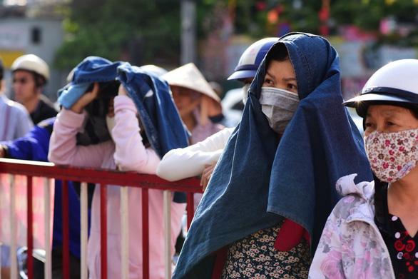 Hôm nay TP.HCM, Đồng Nai, Bình Dương có thể nóng 38 độ - Ảnh 1.