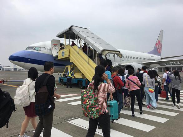 Đài Loan kiểm tra khách từ Việt Nam vì virus tả heo châu Phi - Ảnh 1.