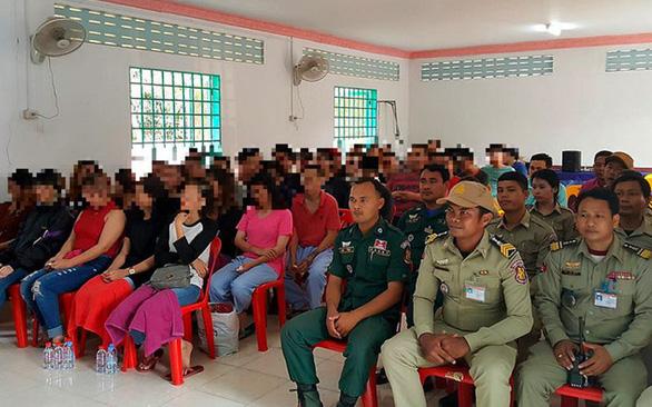 Malaysia cảm ơn Campuchia thả 47 công dân bị phạt tù - Ảnh 1.