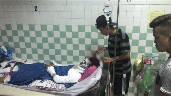 Việt kiều bị tạt axít, cắt gân chân: Công an thu được một clip quan trọng - Ảnh 1.