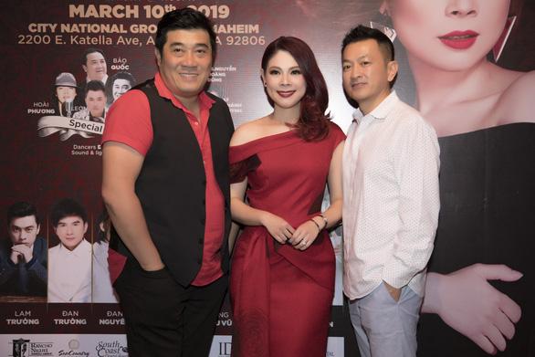 Thanh Thảo mời dàn sao Việt qua Mỹ kỷ niệm 25 năm ca hát - Ảnh 2.