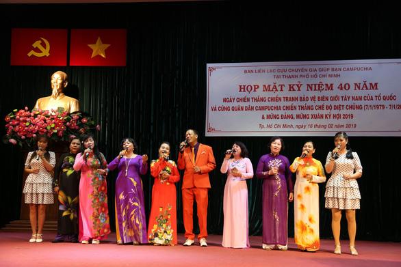 Cựu chuyên gia giúp bạn Campuchia họp mặt đầu xuân - Ảnh 2.