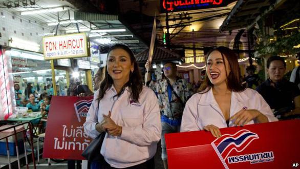 Ứng viên chuyển giới tranh cử ghế thủ tướng Thái Lan - Ảnh 2.