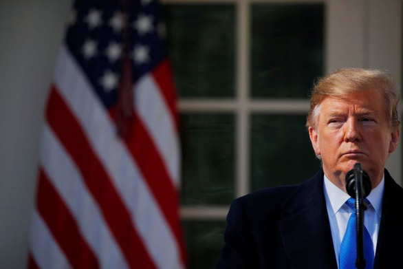 Ông Trump bị điều tra sau tuyên bố tình trạng khẩn cấp quốc gia - Ảnh 1.