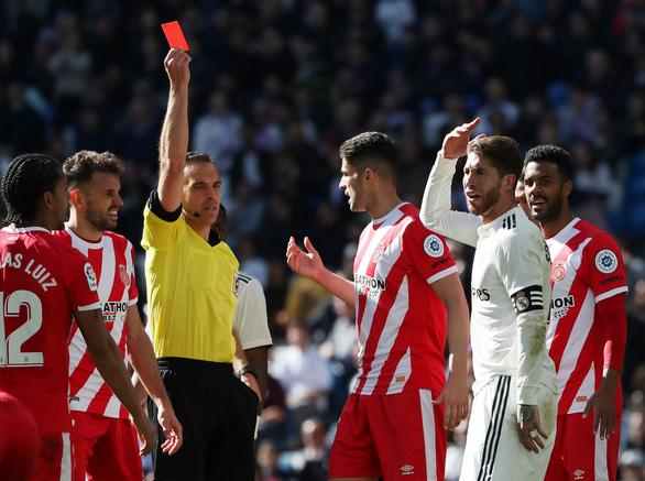Thảm họa Sergio Ramos hại Real Madrid phơi áo tại Bernabeu - Ảnh 3.