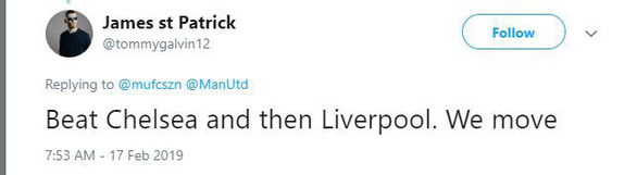CĐV Manchester United: Quỷ đỏ sẽ đánh sập Stamford Bridge - Ảnh 3.