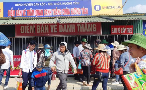 Giao chùa Hương Tích cho doanh nghiệp: Nhà nước không thu được đồng nào - Ảnh 2.