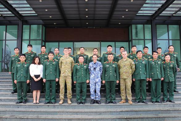 Sẽ có thêm nhân sự Việt tham gia lực lượng gìn giữ hòa bình Liên Hiệp Quốc - Ảnh 1.
