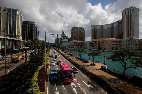 Trung Quốc kéo Macau, Hong Kong về đấu với Thung lũng Silicon của Mỹ - Ảnh 1.