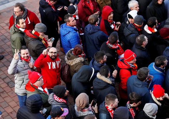 CĐV Liverpool: Liverpool sẽ thắng Bayern Munich 4-1 - Ảnh 1.