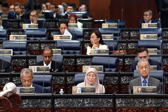 Malaysia mở nhà trẻ trong quốc hội - Ảnh 1.