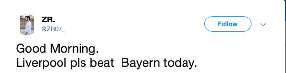 CĐV Liverpool: Liverpool sẽ thắng Bayern Munich 4-1 - Ảnh 2.