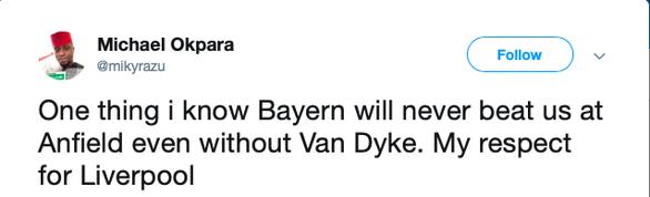 CĐV Liverpool: Liverpool sẽ thắng Bayern Munich 4-1 - Ảnh 5.
