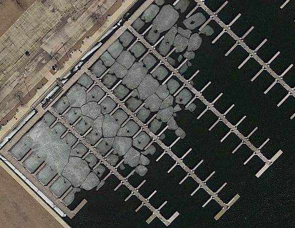 Ngắm Trái đất muôn vẻ từ Google Earth - Ảnh 9.