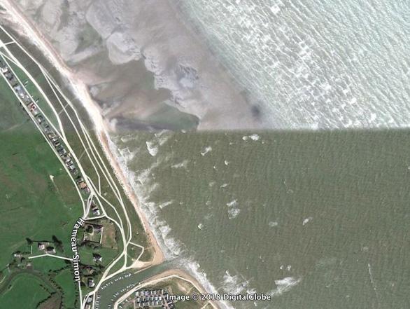 Ngắm Trái đất muôn vẻ từ Google Earth - Ảnh 11.