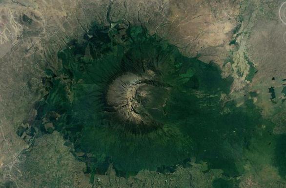 Ngắm Trái đất muôn vẻ từ Google Earth - Ảnh 7.