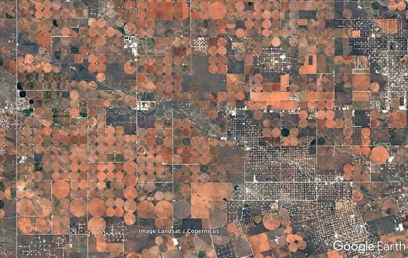 Ngắm Trái đất muôn vẻ từ Google Earth - Ảnh 6.