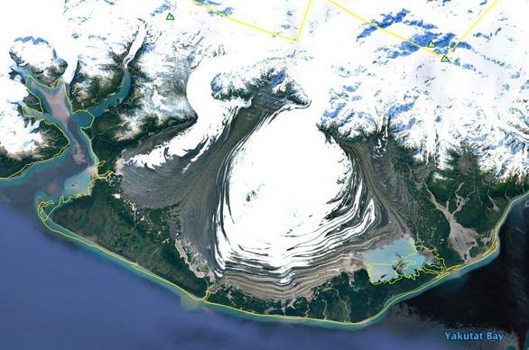 Ngắm Trái đất muôn vẻ từ Google Earth - Ảnh 8.