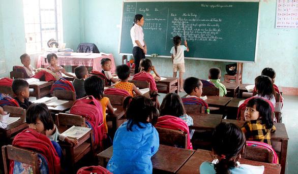 Điều động giáo viên cần thận trọng - Ảnh 1.