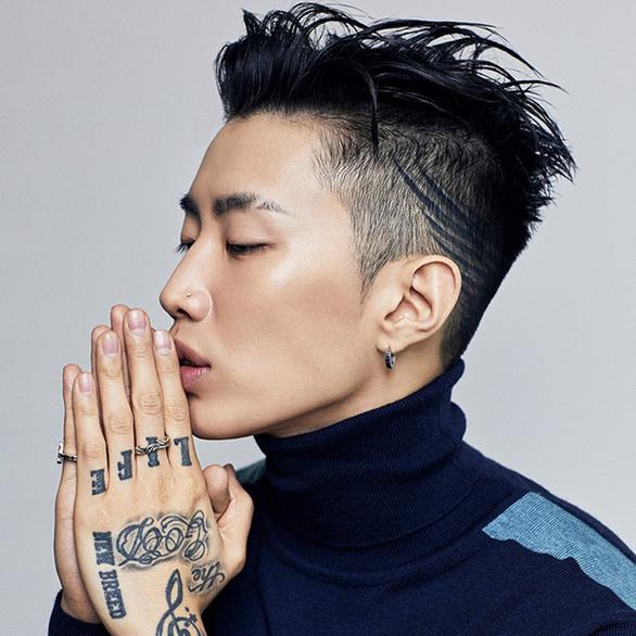 Ngôi sao hiphop Hàn Quốc Jay Park xác nhận đến Việt Nam trình diễn - Ảnh 1.