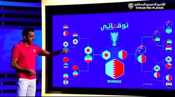 HLV Sanchez muốn Xavi đoán mọi trận đấu của Qatar - Ảnh 1.