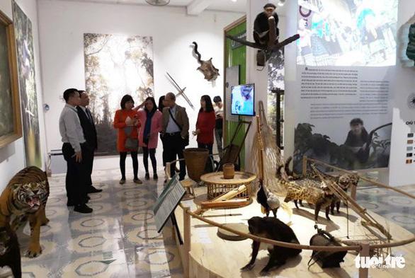 Vườn Quốc gia Pù Mát lần đầu thu phí tham quan - Ảnh 2.