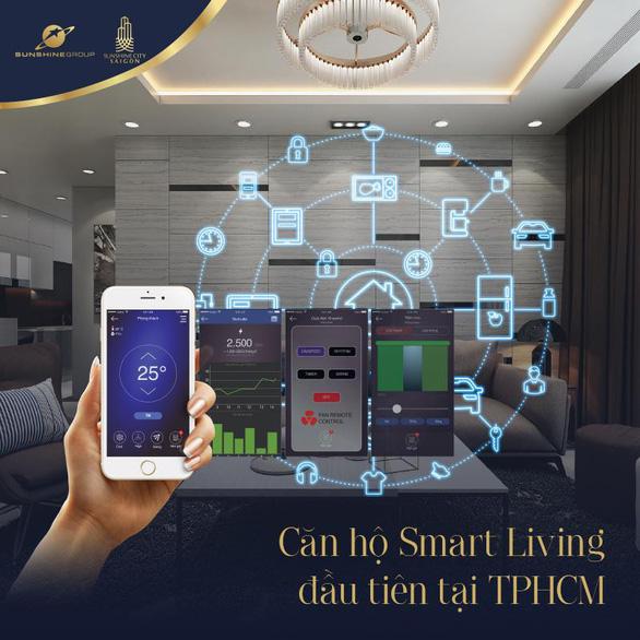 Sắp khai trương căn hộ chuẩn công nghệ 4.0 tại TP.HCM - Ảnh 1.