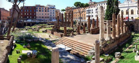 Cơ hội mục sở thị nơi Hoàng đế La Mã Caesar bị sát hại - Ảnh 1.