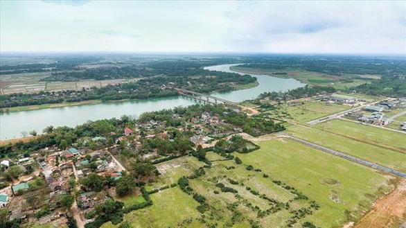 Triển khai bảo tồn Khu Di tích lịch sử quốc gia chúa Nguyễn - Ảnh 1.