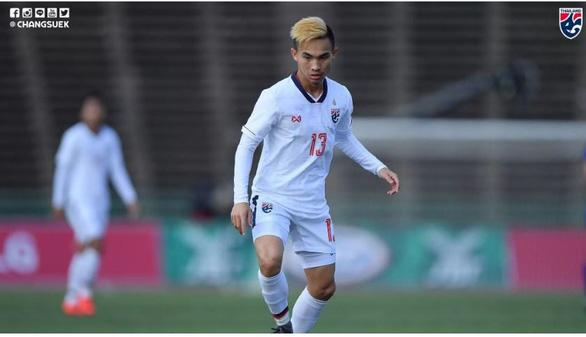 U22 Thái Lan muốn đá bại Việt Nam để giành ngôi đầu - Ảnh 1.