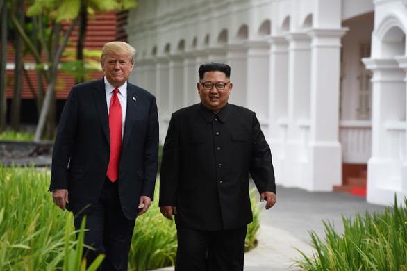 Ông Trump và ông Kim sẽ ăn tối chung trong ngày đầu ở Hà Nội? - Ảnh 4.
