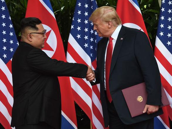 Ông Trump và ông Kim sẽ ăn tối chung trong ngày đầu ở Hà Nội? - Ảnh 3.